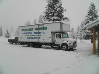 Discount Movers Inc. - Santa Ana, CA