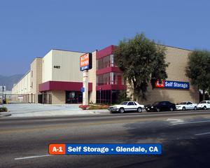 A-1 Self Storage - Glendale, CA