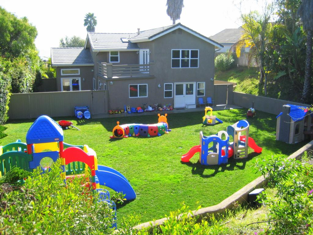 Home Daycare Backyard Ideas : IMG1182 from Building Blocks Home Daycare in Carlsbad, CA 92008