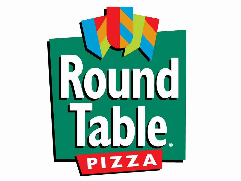 Pictures for round table pizza in los altos ca 94022 for Table table logo