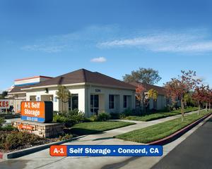 A-1 Self Storage - Concord, CA