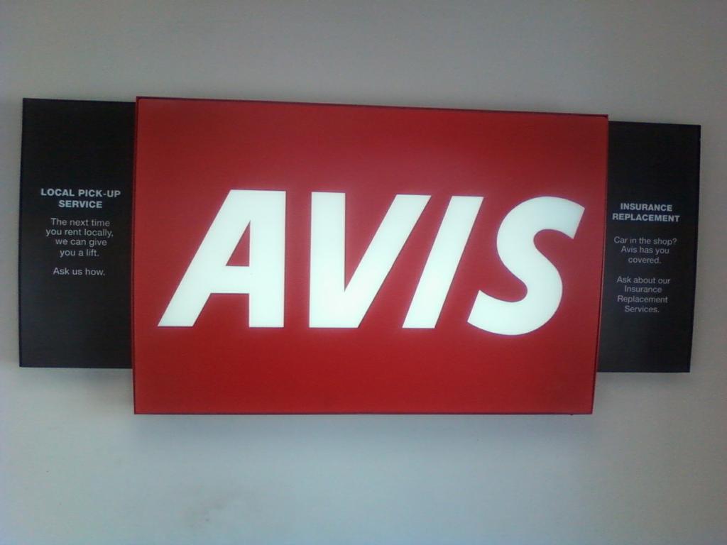 Avis Car Rental Logo Www Imgkid Com The Image Kid Has It