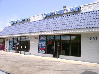 Blu Auto Body Collision Center Inc. - Harbor City, CA