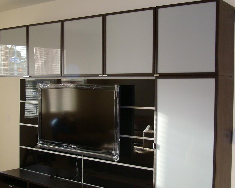IKEA Entertainment Center from Roberts Assembly & Installation in ...