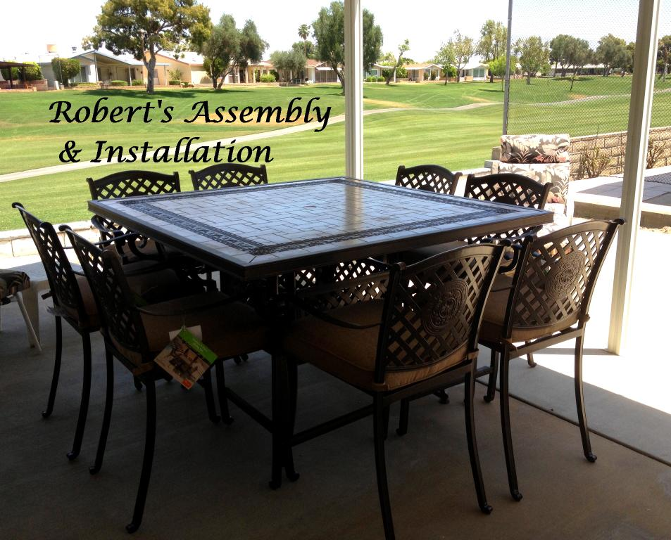 Pictures For Roberts Assembly Installation In Temecula CA 92592