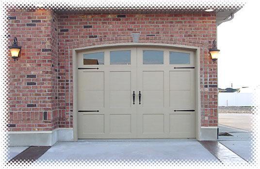 Garage doors on Pinterest | Wooden Garage Doors, Garage Door Sizes and Sectional Garage Doors