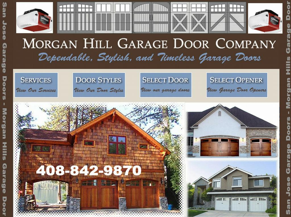 Beau Menlo Park Garage Door Repair Monte Sereno By San Jose Garage Doors