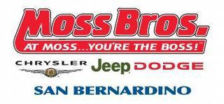 Moss Bros Chrysler, Jeep, Dodge of San Bernardino - San Bernardino, CA