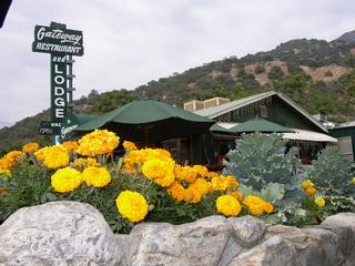 Gateway Restaurant & Lodge - Three Rivers, CA