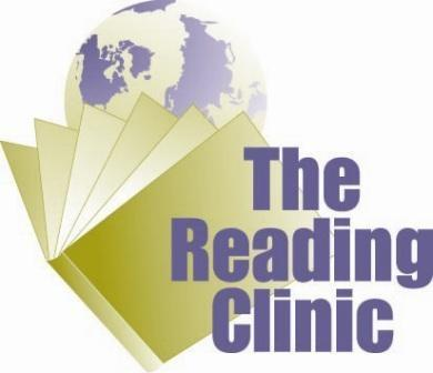 Logo by The Reading Clinic