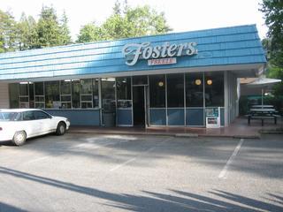 Foster Freeze - Boulder Creek, CA
