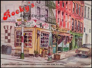 Rocky's Restaurant - New York, NY
