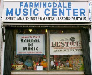 Farmingdale Music Ctr - Farmingdale, NY