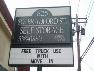 South Bradford St Self Storage - Gainesville, GA