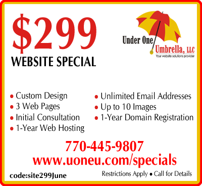 by Under One Umbrella  Website Solutions