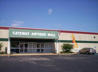 Gateway Antiques-Collectibles - Ringgold, GA