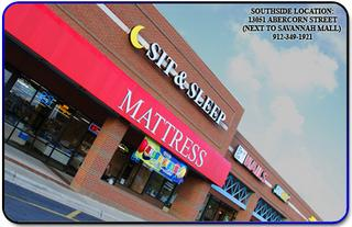 Sit & Sleep Mattress - Savannah, GA
