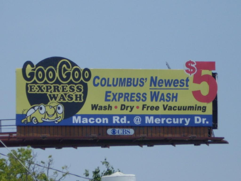 Pictures For Goo Goo Express Car Wash In Columbus Ga 31906