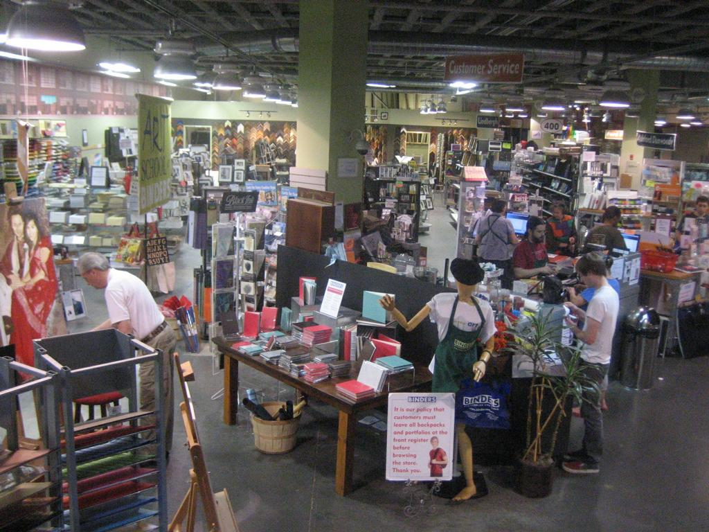 Pictures for Binders Art Supplies and Frames in Atlanta, GA 30305