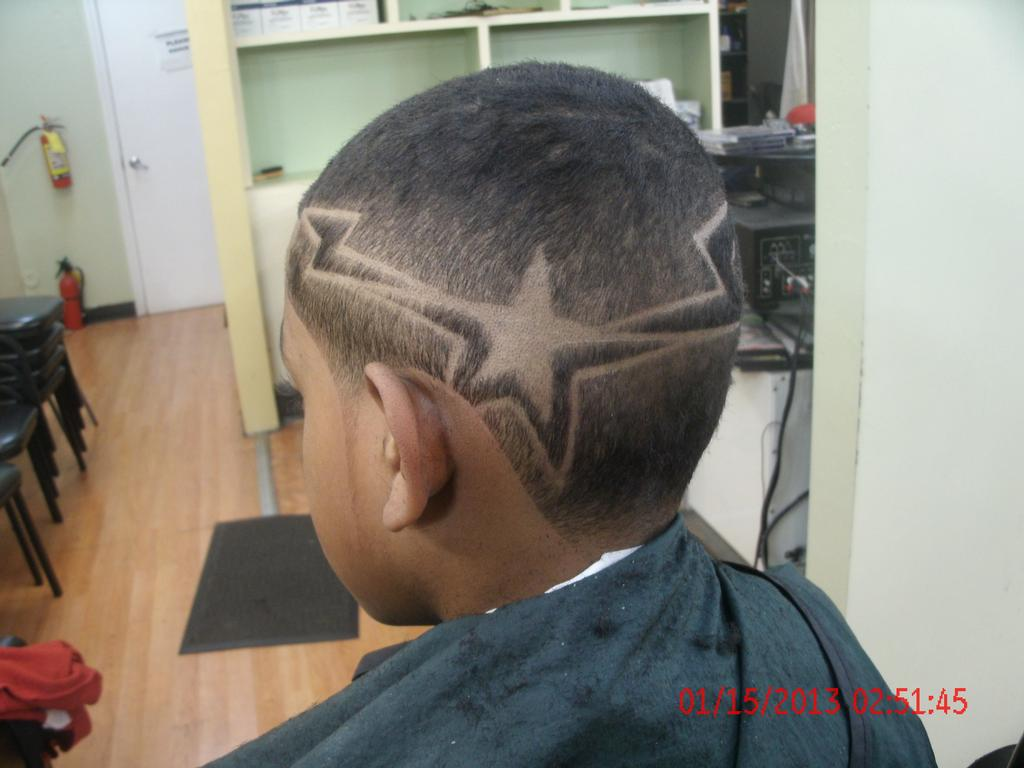 Viewing Gallery For - Barber Designs