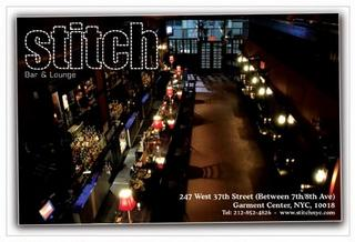 Stitch Bar & Lounge - New York, NY