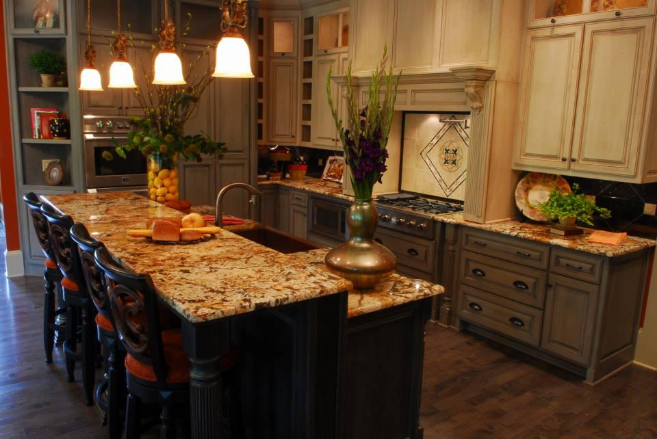 Granite Countertops Atlanta : Pictures for Architectural Stone Accents in Atlanta, GA 30340