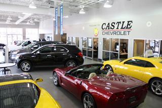 Castle Chevrolet - Villa Park, IL