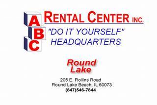 Abc Rental Ctr - Round Lake, IL