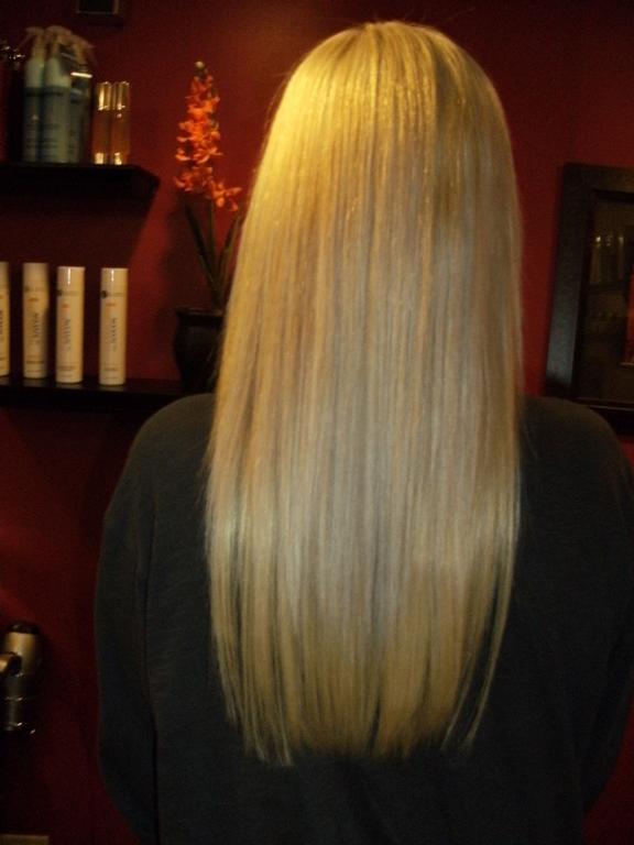 Seamless Platinum Hair Extensions Reviews 121