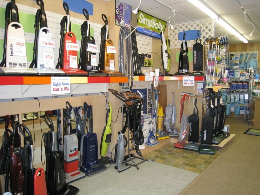 Steam N Vac Vacuum Store Decatur Il 62526 217 877 2208