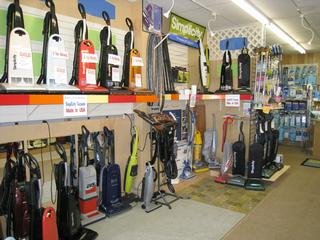 Steam N Vac Vacuum Store - Decatur, IL