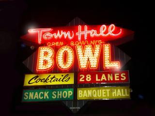Town Hall Bowl - Cicero, IL