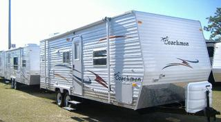 rexhall  national rv
