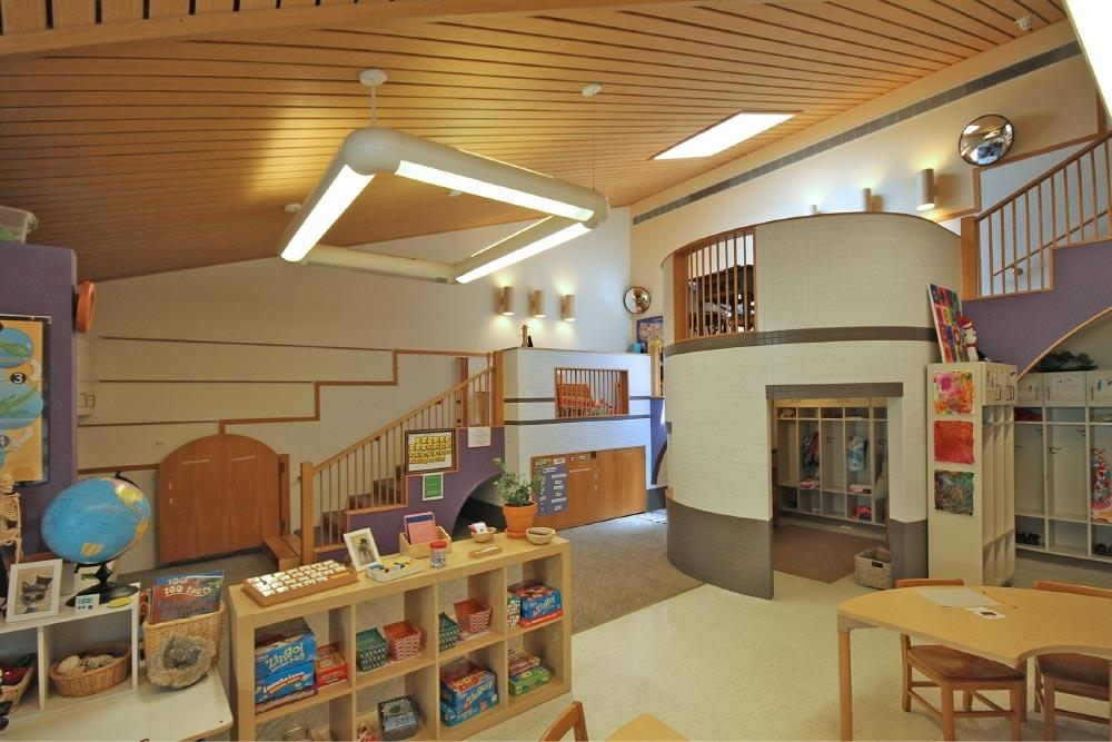 Classroom Design Scholarly ~ Gertrude b nielsen child care and learning center