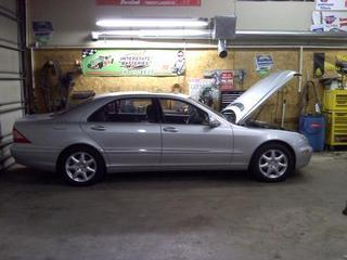 Pictures for last chance auto repair for cars trucks in for Mercedes benz repair shops