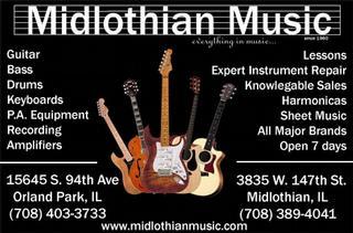 Midlothian Music - Midlothian, IL