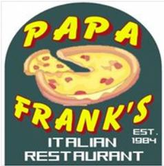Papa Frank S Italian Restaurant Winooski Vt