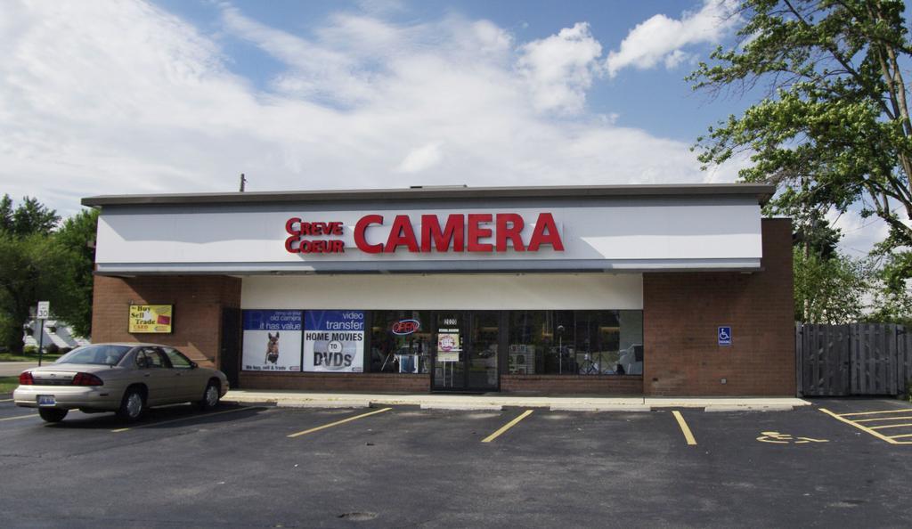 Creve Cour Camera - about camera