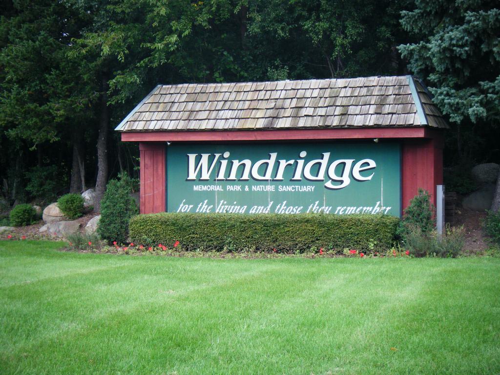 Windridge Memorial Park Nature Sanctuary