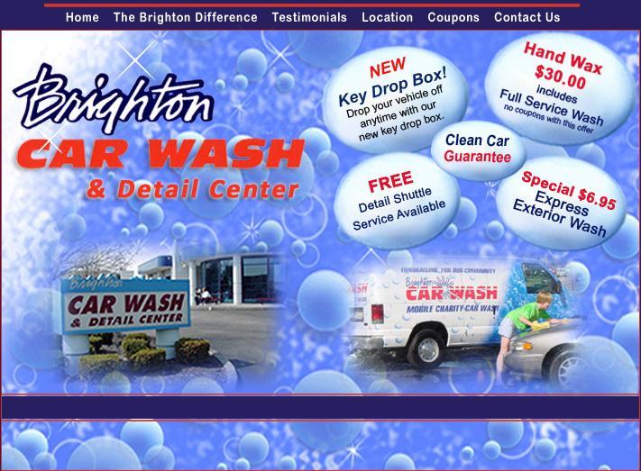 Brighton car wash coupons