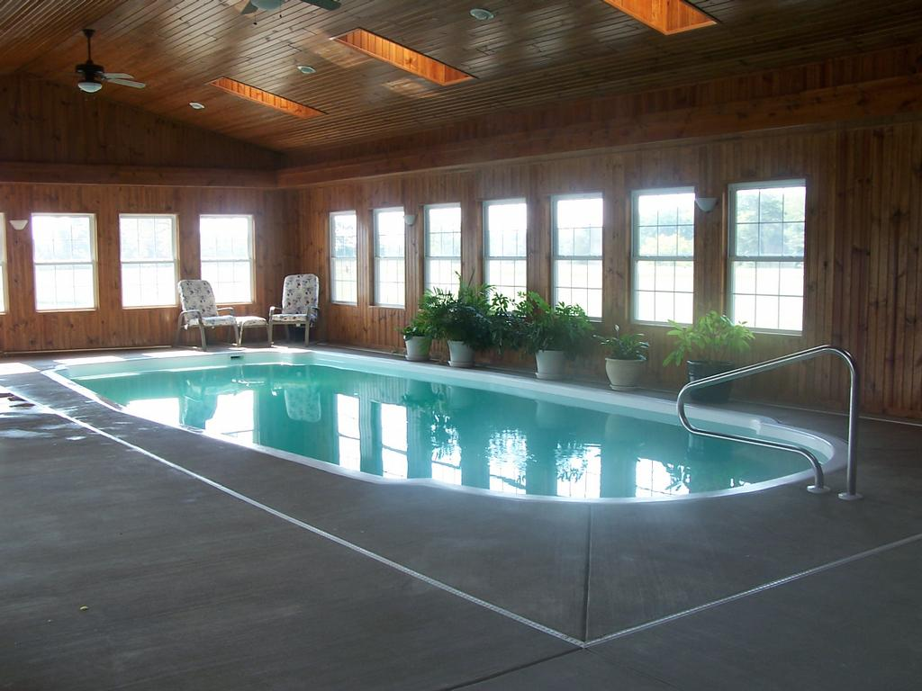Indoor Swimming Pools From Aquatech Pools Spas In Morton