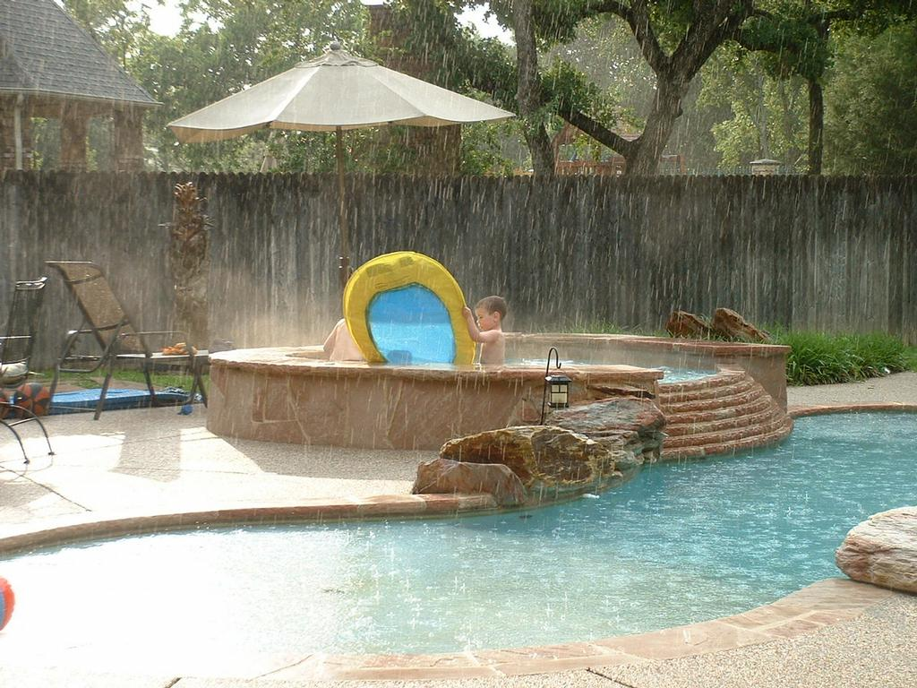Design your inground pool from aquatech pools spas in for Pool design company elwira kowalska