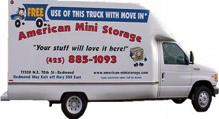 American Mini Storage - Redmond, WA