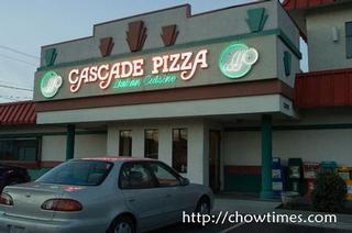 Cascade Pizza - Bellingham, WA