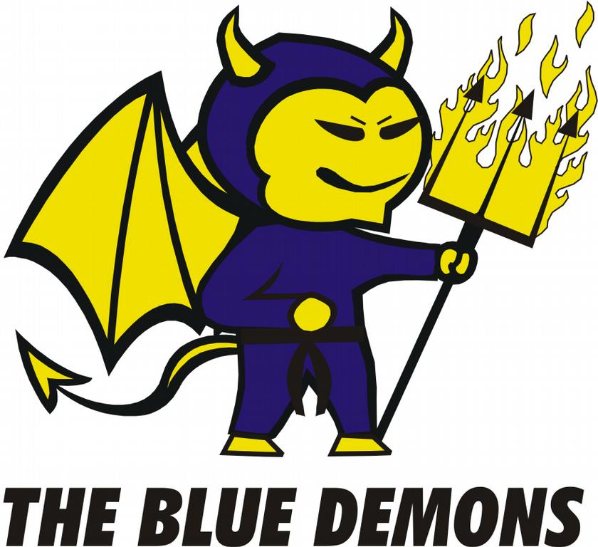 blue demon clipart from Elite Martial Arts in Spokane Valley, WA 99216
