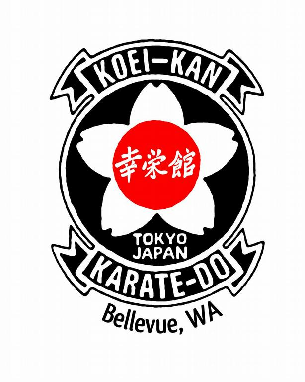 Karate Logo of Koei-kan Karate-do