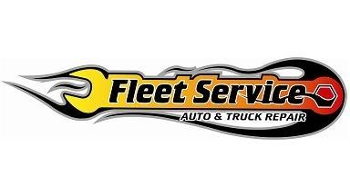 Automotive Repair Logos By fleet service auto repair