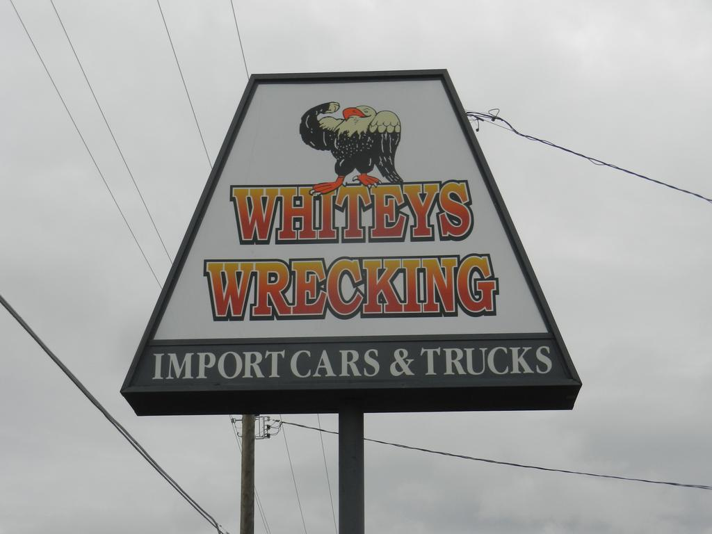 Whitey's Wrecking, Inc – New & Used Auto Parts at ...
