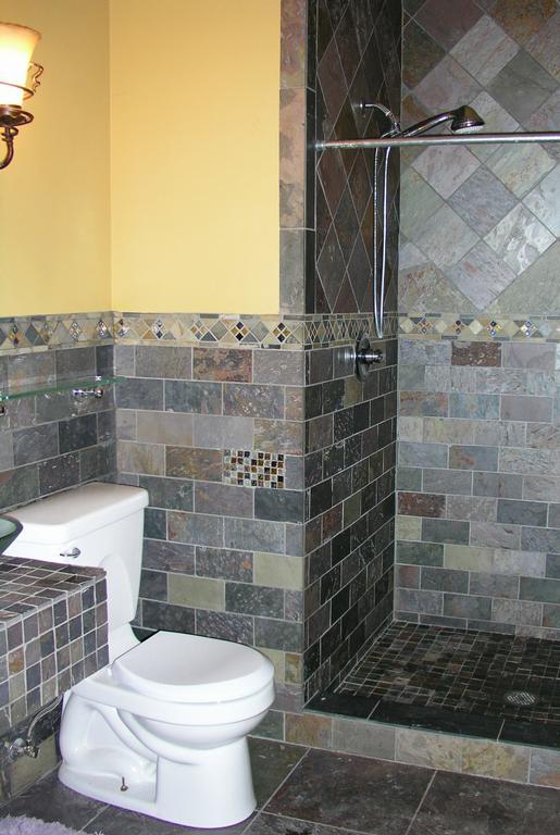 New Slate Bathroom: 1000+ Images About Bathroom On Pinterest