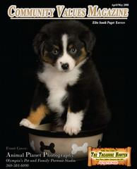 Community Values Magazine - Olympia, WA